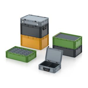 lager transportprodukte aus kunststoff auer packaging. Black Bedroom Furniture Sets. Home Design Ideas